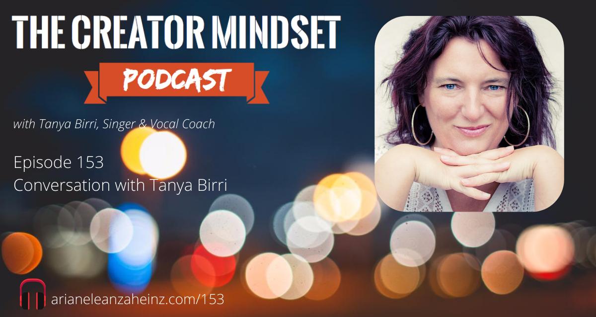 Episode 153: Conversation with Tanya Birri
