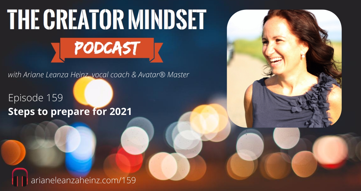 Episode 159: Steps to Prepare for 2021