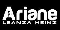 ariane logo white